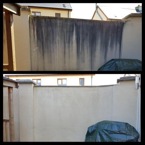 Swansea Render Cleaning